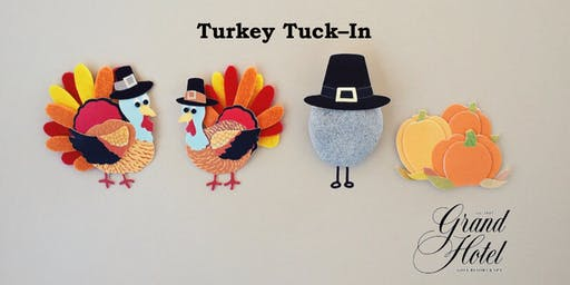 "Turkey ""Tuck In"""