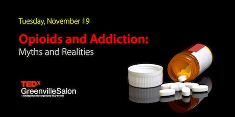 November Salon: Opioids and Addiction tickets