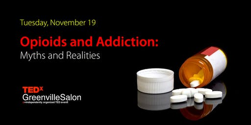 November Salon: Opioids and Addiction
