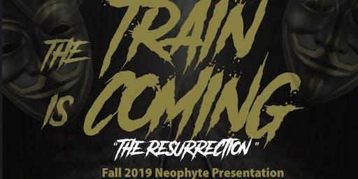 Fall 2019 Neophyte Presentation