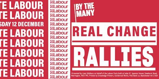 Real Change Rally: Barrow and Furness