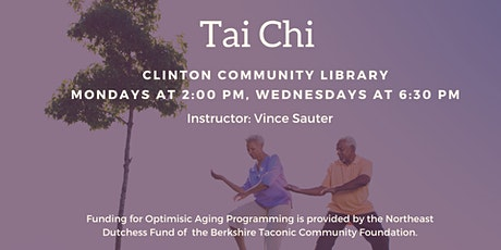 Tai Chi tickets