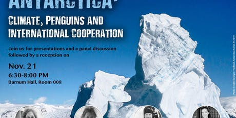 Antarctica: Climate, Penguins and International Cooperation tickets