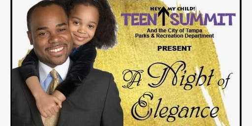 """""""A Night Of Elegance"""" Father  Daughter Dinner & Dance"""