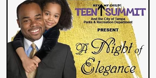 """A Night Of Elegance"" Father  Daughter Dinner & Dance"