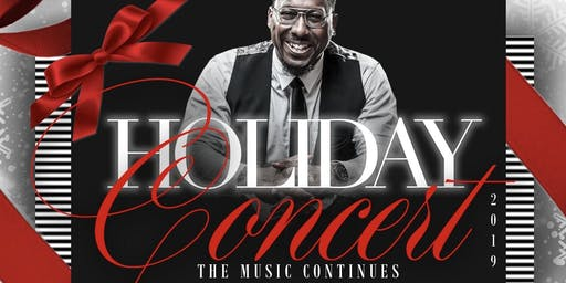 "Patrick Preston Music ""The Music Continues..."" Holiday Concert 2019"