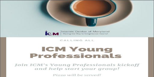 ICM Young Professionals Kickoff