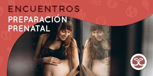 Encuentros durante el Embarazo