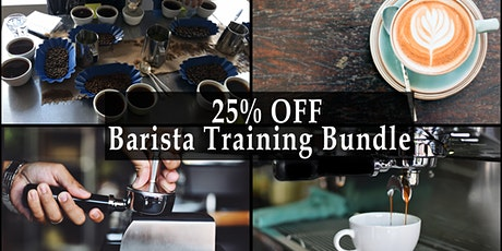 Complete Barista Training Bundle - Vancouver tickets