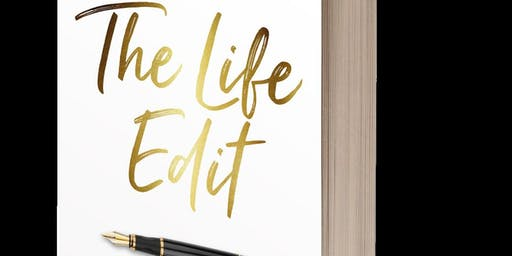 The Life Edit - get clarity & create a happy life with daily journaling