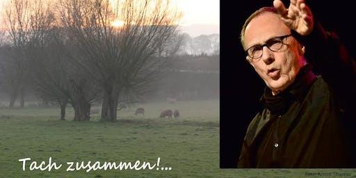 Tach zusammen – Joachim Henn rezitiert Hanns Dieter Hüsch