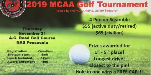 2019 MCAA Golf Tournament