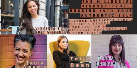 The Millennial Mindset Panel: Hacking Into Your Authentic Self tickets