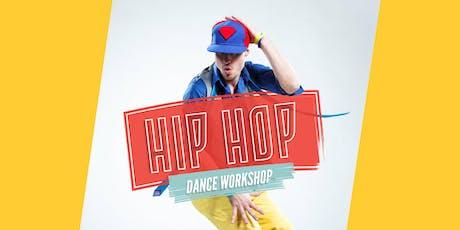 Jeff Lakel Hip Hop Workshops at Starlite Bozeman tickets