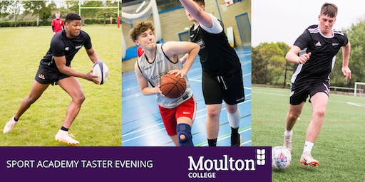 Moulton College - Sports Academy Taster Evening