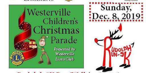 Westerville Lions Children's Christmas Parade & Rudolph Run