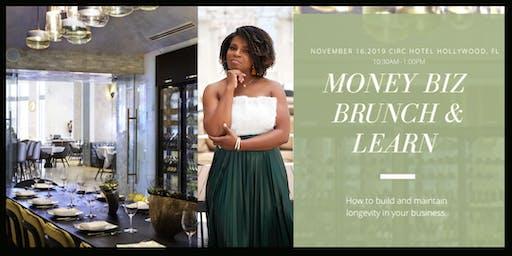 Money Biz Brunch & Learn Workshop