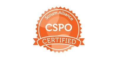 Certified Scrum Product Owner