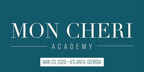 Mon Cheri Academy | March 23rd at VOW New World of Bridal tickets