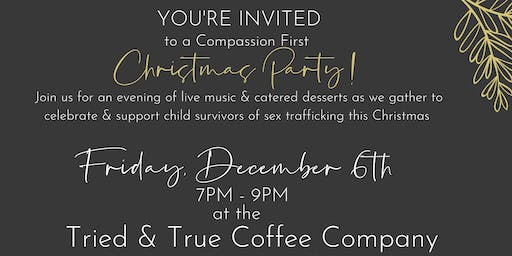 A Compassion First Christmas Party