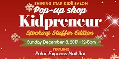 Kidpreneur Stocking Stuffing Edition