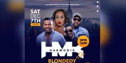 Harmonik (Album Release Party) & Blondedy Ferdinand