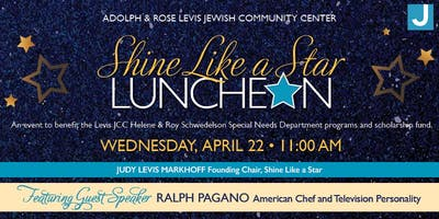 Adolph & Rose Levis JCC Shine Like a Star Luncheon