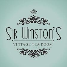 Sir Winston's Vintage Tea Room logo