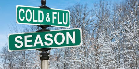 Colds & Flu Homeopathic Remedies -Join our Unique Workshop! tickets