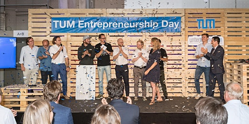 TUM Entrepreneurship Day 2020