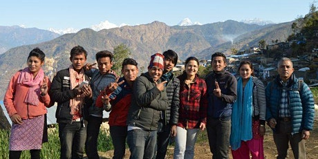 Resilience policy-making in Nepal: giving voice to communities tickets