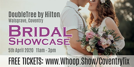 Coventry Bridal Showcase tickets