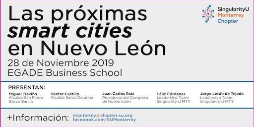 Las próximas smart cities en Nuevo León