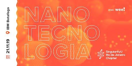 Revolução exponencial na indústria: descobrindo a nanotecnologia. ingressos