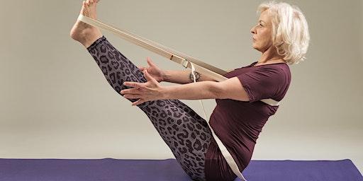 International Iyengar Yoga Weekend Workshop Kilmore Quay Wexford