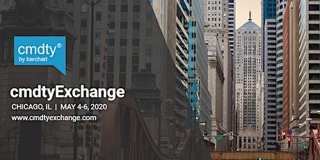 cmdtyExchange 2020 tickets