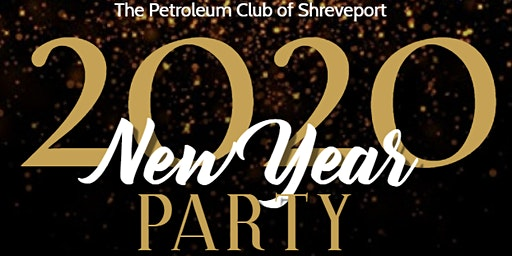 New Year's Eve Bash at the Petroleum Club