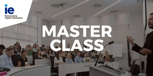 IE Master Class in Hong Kong with Prof. Nir Hindi - Why Business Innovation May Come From The Art