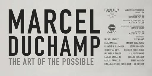 Film + Talk: Marcel Duchamp: Art of the Possible