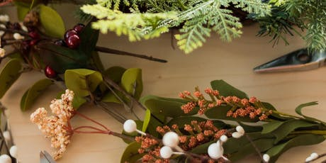 The Sustainable Wreath Workshop tickets