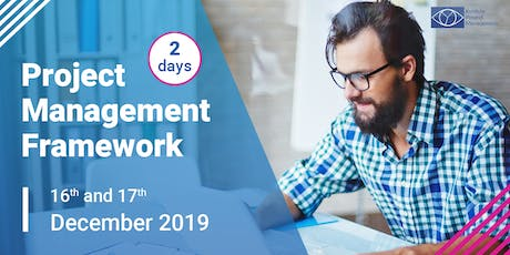Project Management Framework - 2 Day Course tickets