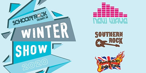 School of Rock Calgary - Winter Season Show #1