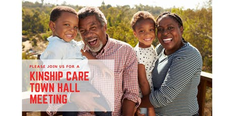 Kinship Care Town Hall Meeting tickets