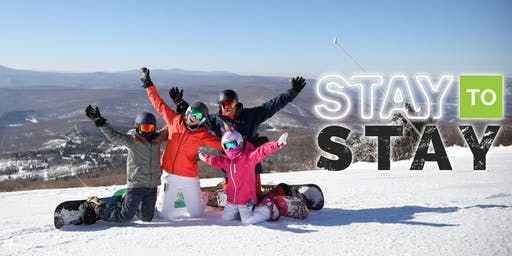 Ski To Stay: Welcome Reception on Bromley Mountain