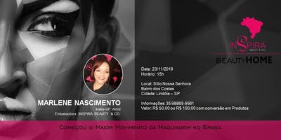 BEAUTY HOME - Auto Make com MARLENE NASCIMENTO