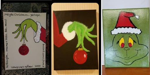 All Ages Paint Event & Meet Grinch/Taunton