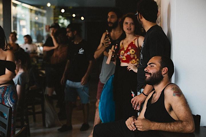 Imagen de Workshop Design Thinking: Artist Meetup con Flying October