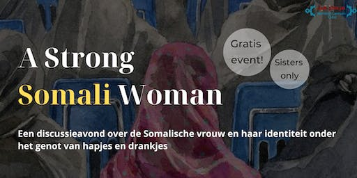A Strong Somali Woman: discussieavond