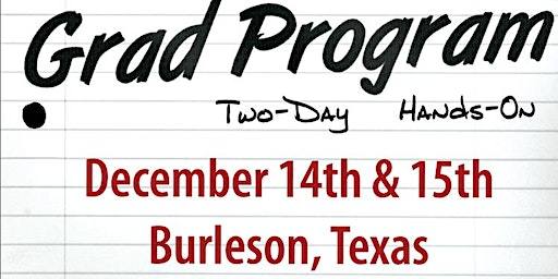 Burleson, Texas Two-Day Cattle Grad Program