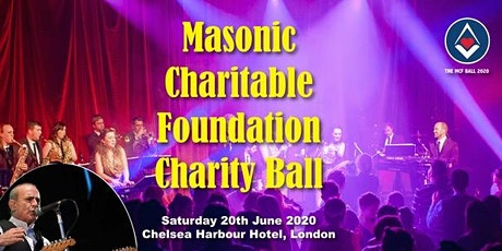 Masonic Charitable Foundation Charity Ball 2021 tickets